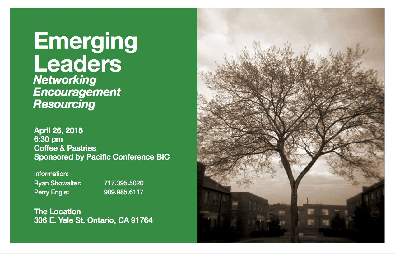 Los Angeles Emerging Leaders Fellowship